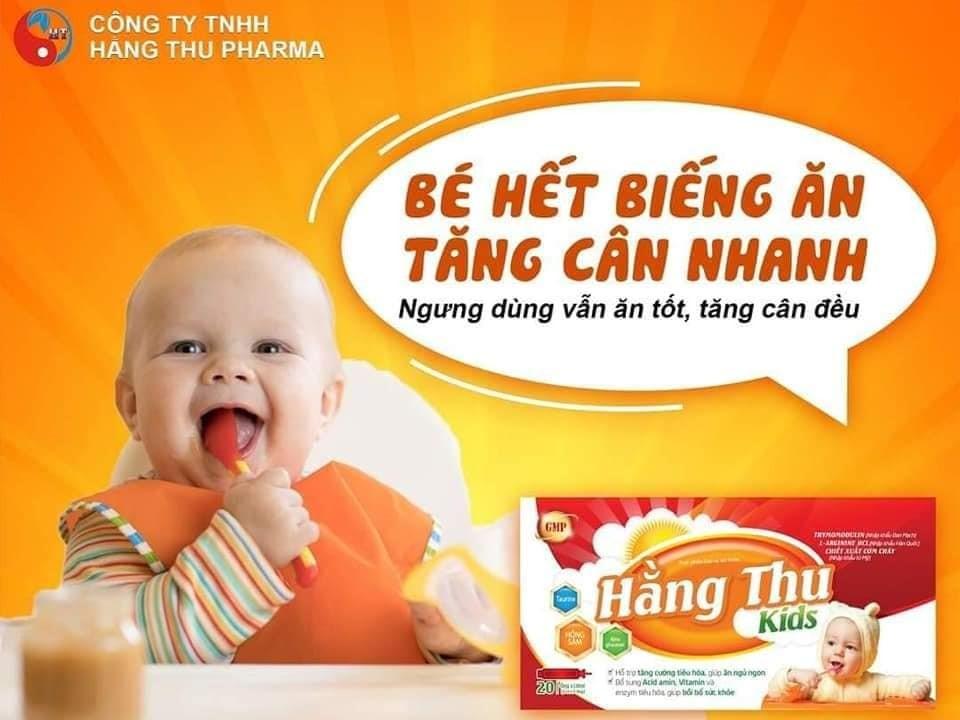 Thuốc bổ cho trẻ biếng ăn chậm lớn