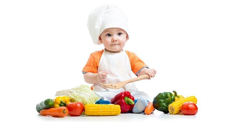 cách trị trẻ biếng ăn hay ngậm