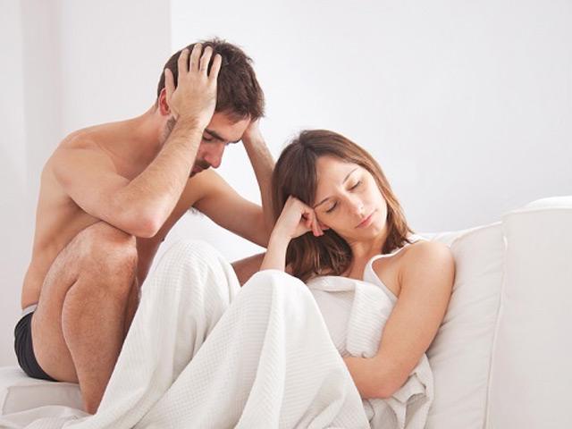Dấu hiệu vô sinh ở nam giới